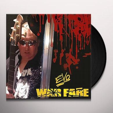 Evo WARFARE Vinyl Record