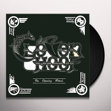 Cloven Hoof OPENING RITUAL Vinyl Record