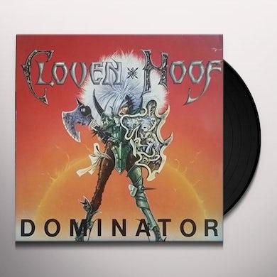 Cloven Hoof DOMINATOR Vinyl Record