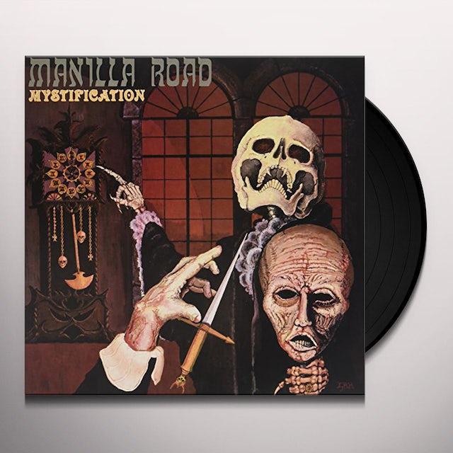 Manilla Road MYSTIFICATION (ULTRA CLEAR VINYL) Vinyl Record