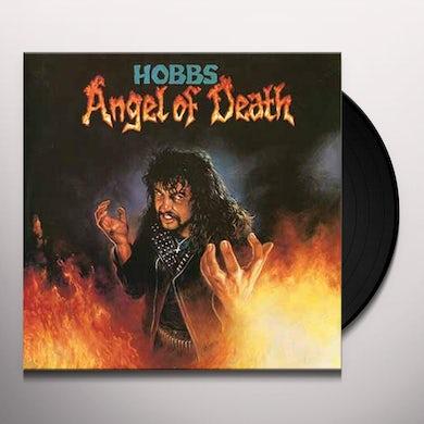 HOBBS' ANGEL OF DEATH (BLOOD RED VINYL) Vinyl Record