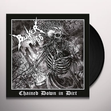 CHAINED DOWN IN DIRT TRAN Vinyl Record