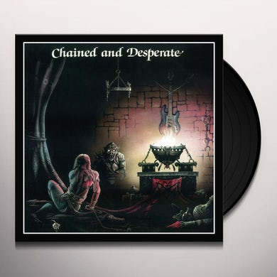 Chateaux CHAINED & DESPERATE Vinyl Record