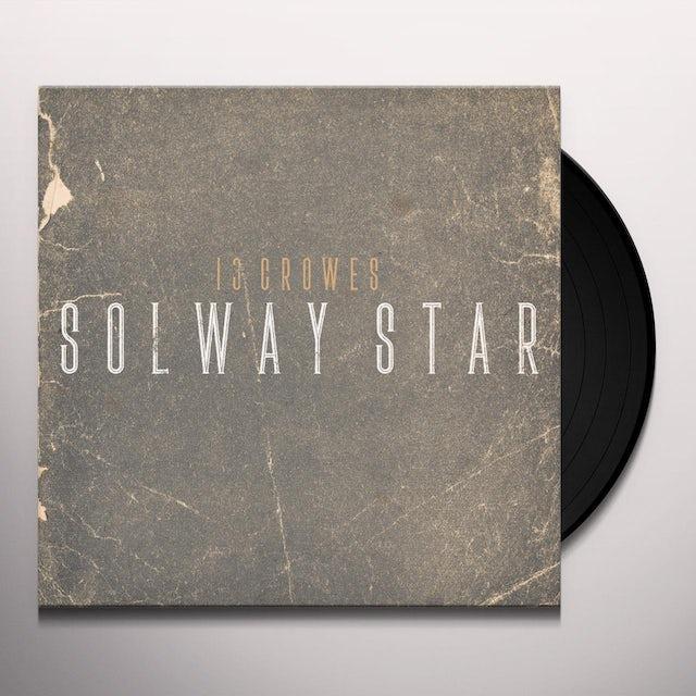13 Crowes SOLWAY STAR Vinyl Record