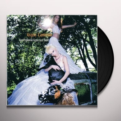 Ken Peplowski GYPSY LAMENTO Vinyl Record