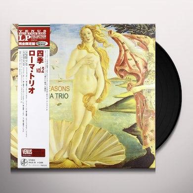 Roma Trio FOUR SEASONS Vinyl Record