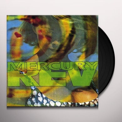 Mercury Rev YERSELF IS STEAM Vinyl Record