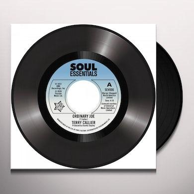 Terry Callier / Jerry Butler ORDINARY JOE Vinyl Record
