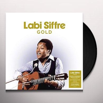 Labi Siffre GOLD Vinyl Record