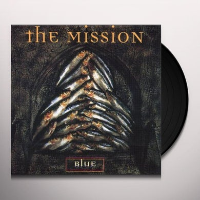 The Mission BLUE Vinyl Record