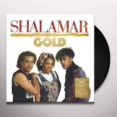 Shalamar GOLD Vinyl Record