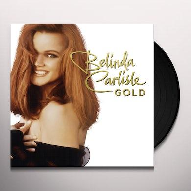 Belinda Carlisle GOLD Vinyl Record