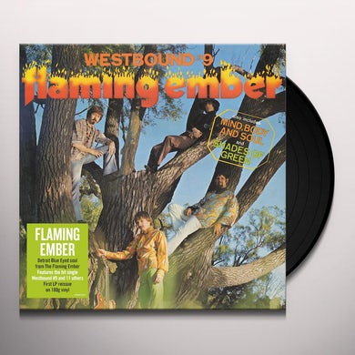Flaming Ember WESTBOUND NUMBER 9 Vinyl Record