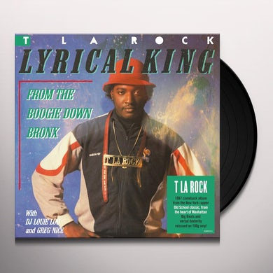 LYRICAL KING Vinyl Record