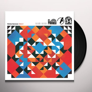 Nicklas Sorensen SOLO 2 Vinyl Record