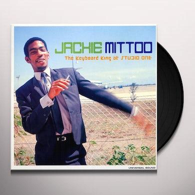 Jackie Mittoo KEYBOARD KING AT STUDIO ONE Vinyl Record