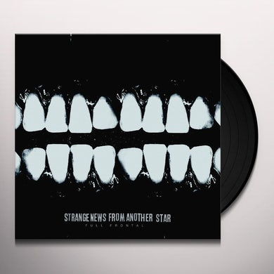 Strange News From Another Star FULL FRONTAL Vinyl Record