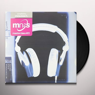 MASTERCLASS #01: COMPILED BY MOUSSE T / VARIOUS Vinyl Record