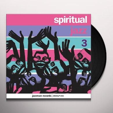 SPIRITUAL JAZZ 3: EUROPE / VARIOUS Vinyl Record