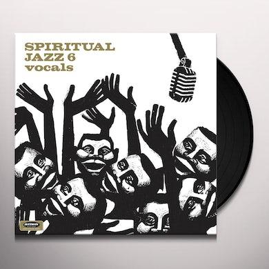 SPIRITUAL JAZZ 6: VOCALS / VAR Vinyl Record