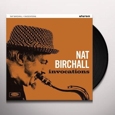 Nat Birchall INVOCATIONS Vinyl Record