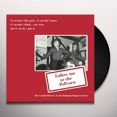 FOLLOW ME TO THE POPCORN: UNTOLD HISTORY / VARIOUS Vinyl Record