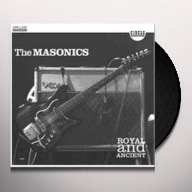 Masonics ROYAL & ANCIENT Vinyl Record