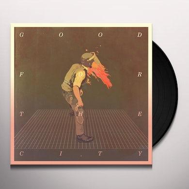 Kraak & Smaak GOOD FOR THE CITY Vinyl Record - UK Release