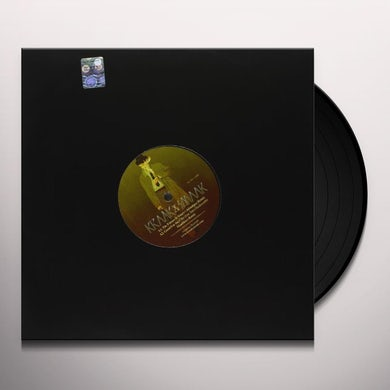 Kraak & Smaak FUTURE IS YOURS/GOOD FOR THE CITY Vinyl Record - UK Release