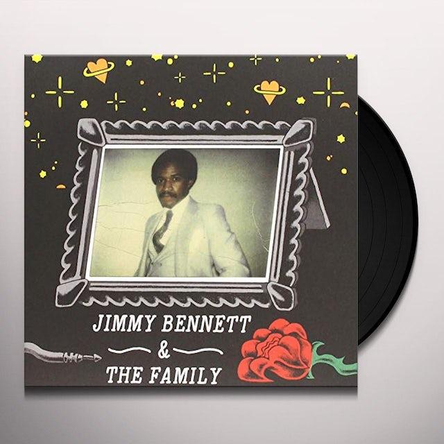 Jimmy Bennett & The Family