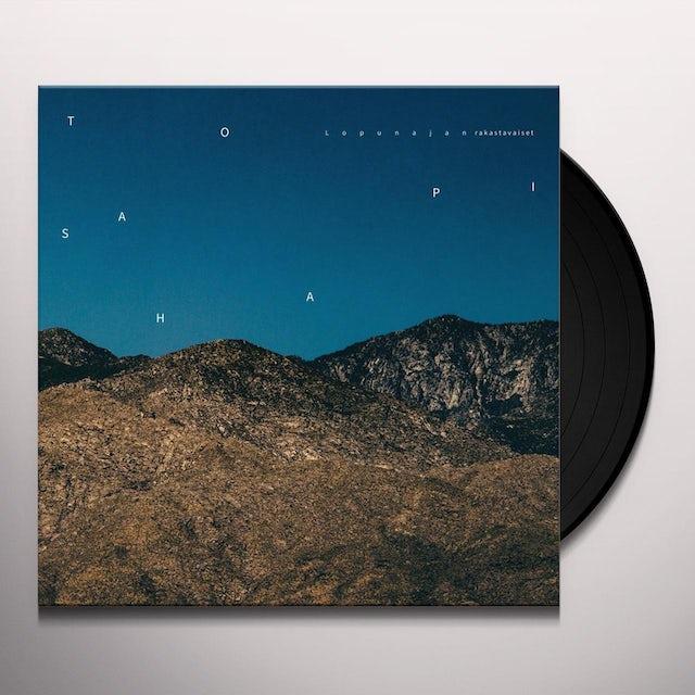 Topi Saha LOPUNAJAN RAKASTAVAISET Vinyl Record
