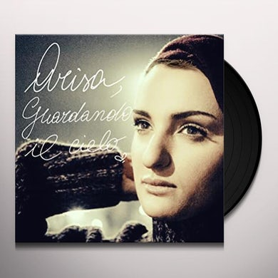 Arisa GUARDANDO IL CIELO Vinyl Record
