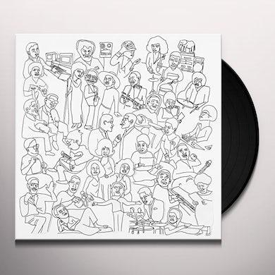 Romare PROJECTIONS Vinyl Record