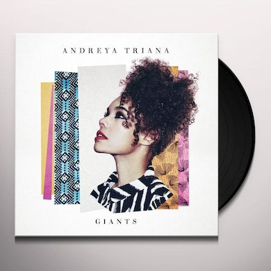 Andreya Triana GIANTS Vinyl Record