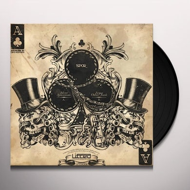 Spor SILVER SPACEMAN/SOME OTHER FUNK Vinyl Record - UK Release