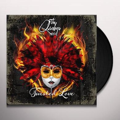 Quireboys TWISTED LOVE Vinyl Record