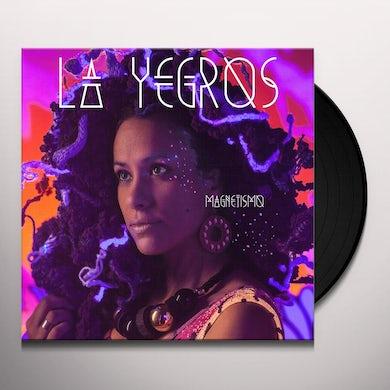 La Yegros MAGNETISMO Vinyl Record