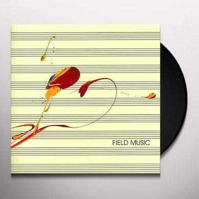 FIELD MUSIC (MEASURE) Vinyl Record
