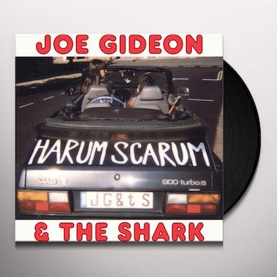 Joe Gideon & The Shark HARUM SCARUM Vinyl Record