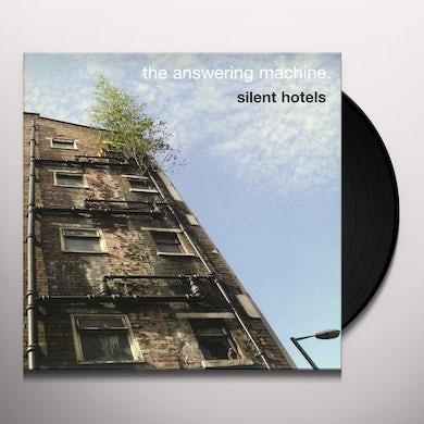 Answering Machine SILENT HOTELS Vinyl Record