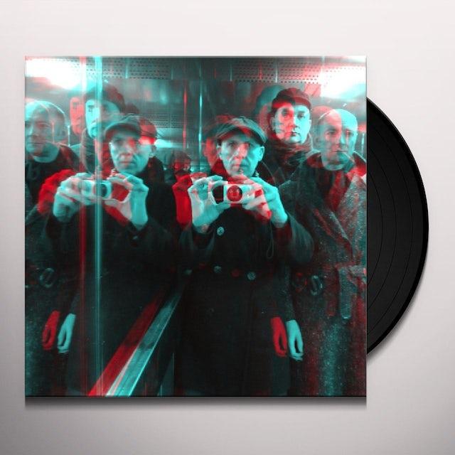 Near Jazz Experience ACOUSTIC PTS I & II Vinyl Record