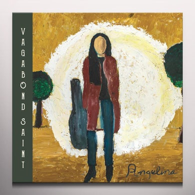 angelina VAGABOND SAINT Vinyl Record