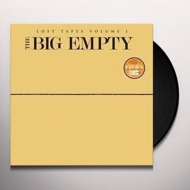 Simone Felice & Ian BIG EMPTY: LOST TAPES I & II Vinyl Record