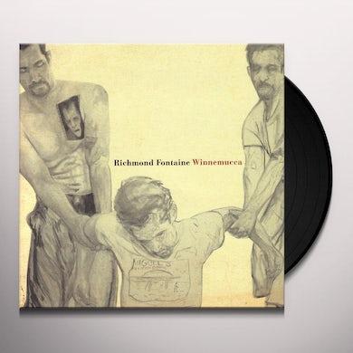 Richmond Fontaine WINNEMUCCA Vinyl Record