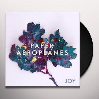 Paper Aeroplanes JOY Vinyl Record