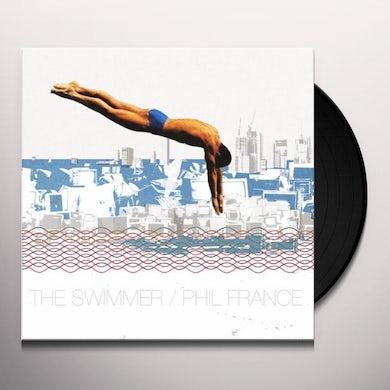 Phil France SWIMMER Vinyl Record