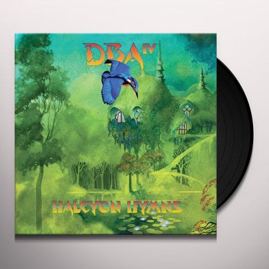 Downes Braide Association HALCYON HYMNS Vinyl Record