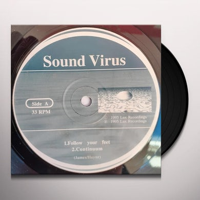 Sound Virus SWIRL Vinyl Record