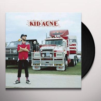 Kid Acne SLIDING DOORS Vinyl Record