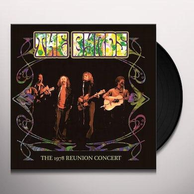 The Byrds 1978 REUNION CONCERT Vinyl Record